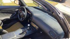 Honda S2000 CR: l'abitacolo della spider