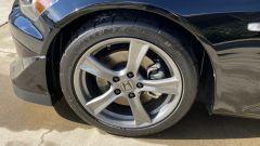 Honda S2000 CR: un dettaglio dei cerchi in lega leggera