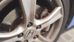 Honda S2000: dettaglio del cerchio