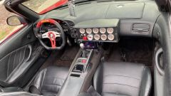 Honda S2000 restomod, gli interni