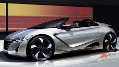 Honda S660 concept - Immagine: 5