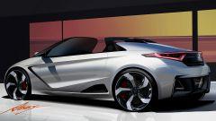 Honda S660 concept - Immagine: 1