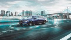 Honda Sensing Elite: arriva la guida autonoma di livello 3