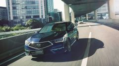 Honda Sensing Elite: guida autonoma in autostrada
