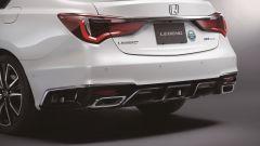 Honda Sensing Elite: i sensori nella carrozzeria