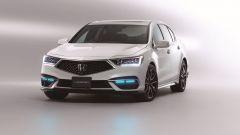 Honda Sensing Elite: la Honda Legend EX con il sistema di guida autonoma