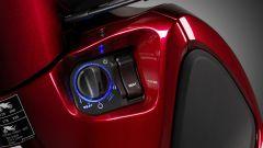 Honda SH 125 e 150 my 2017: il blocchetto d'accensione