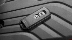 Honda SH 125 e 150 my 2017, la smart key