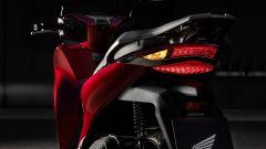 Honda SH 125/150: i nuovi gruppi ottici posteriori