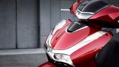 Honda SH 125/150: il frontale