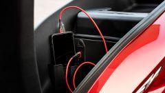 Honda SH 125/150: la presa USB nel sottosella