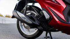 Honda SH 125/150: lo scarico