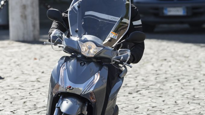 Immagine 51: Honda SH 125/150i ABS 2013