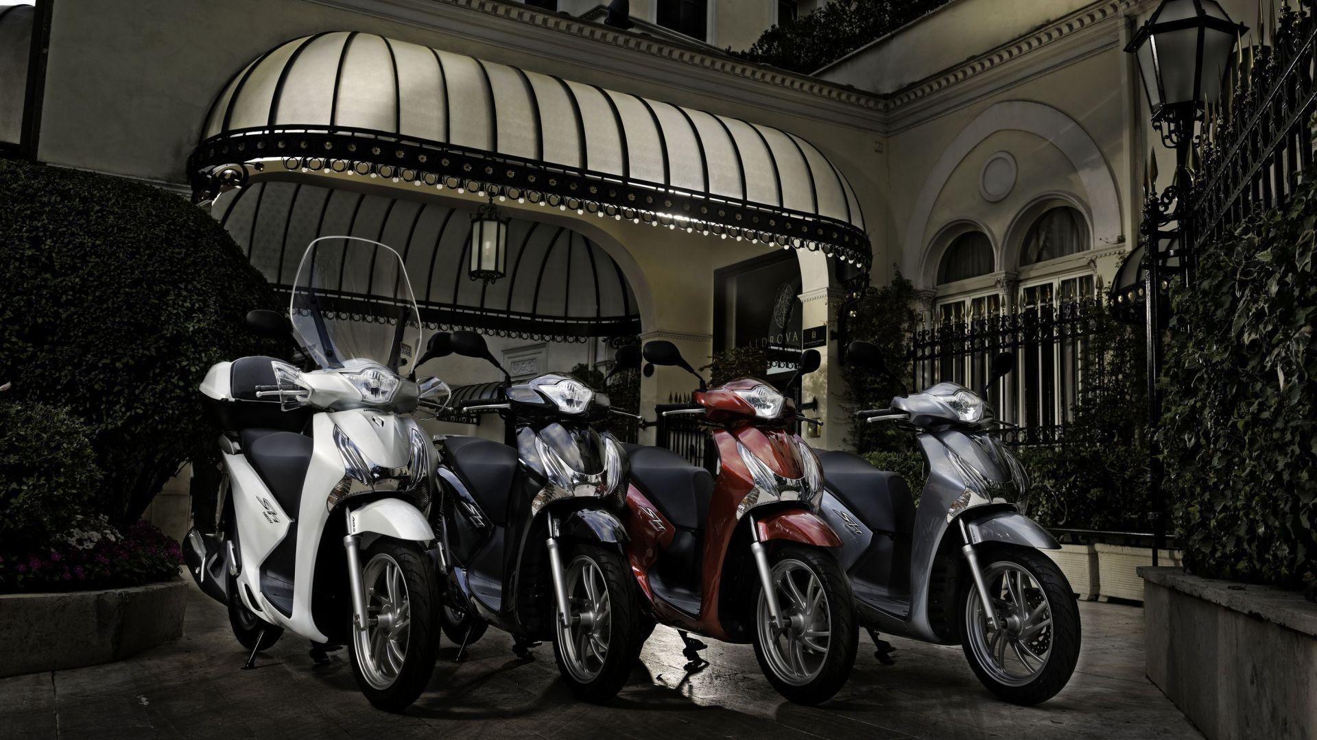 Immagine 56: Honda SH 125/150i ABS 2013