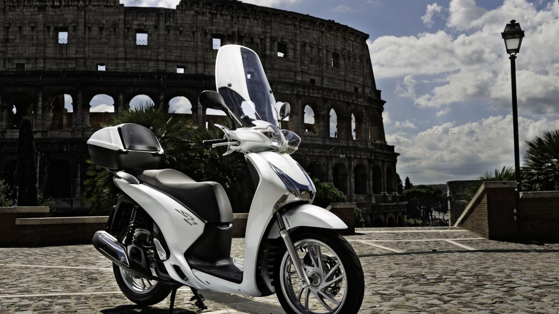 Immagine 57: Honda SH 125/150i ABS 2013