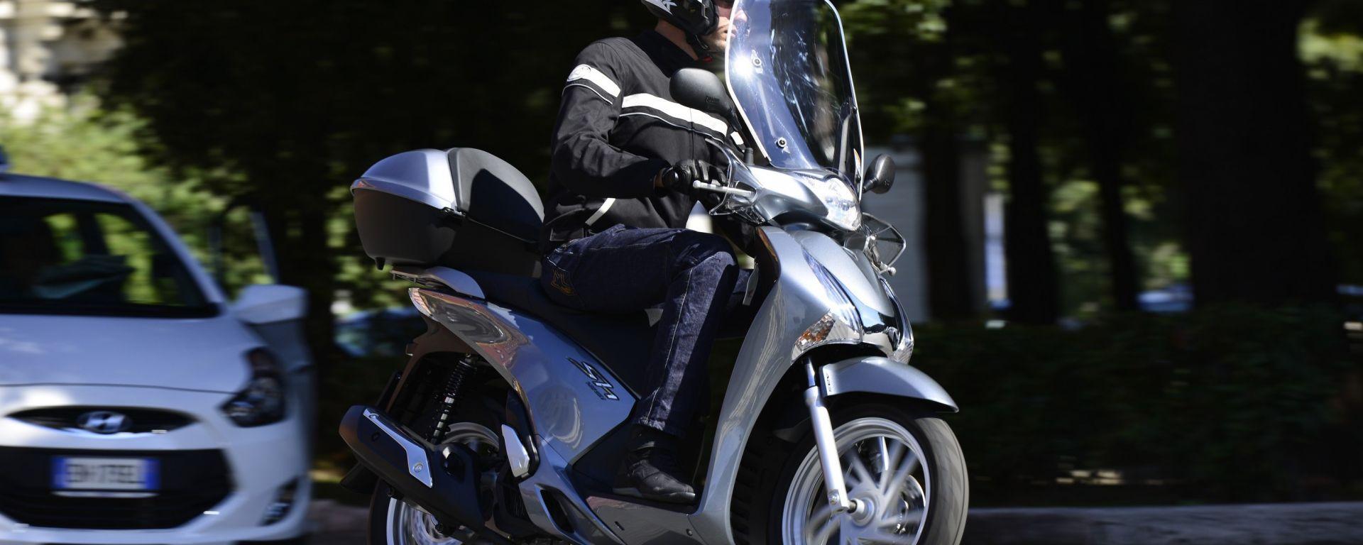 Honda SH 125/150i ABS 2013