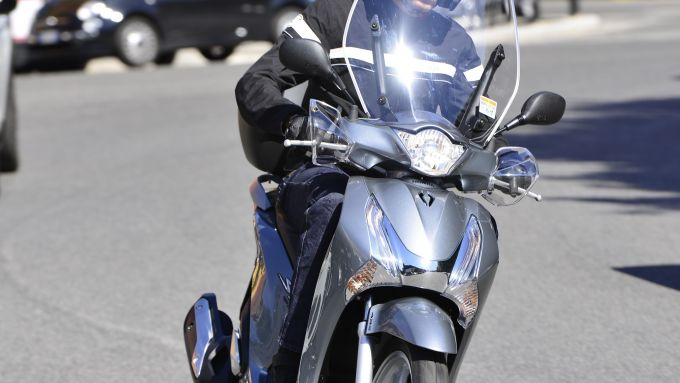 Immagine 41: Honda SH 125/150i ABS 2013