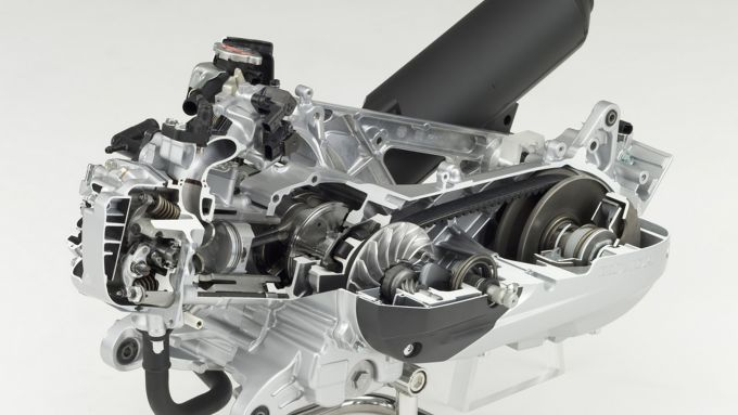 Immagine 2: Honda SH 125/150i ABS 2013