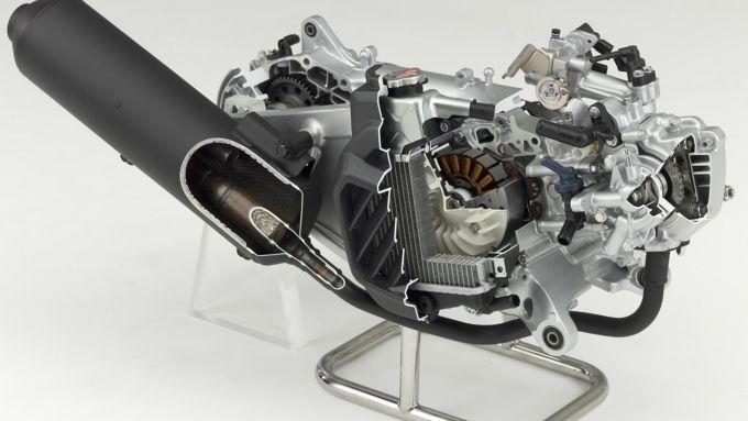 Immagine 59: Honda SH 125/150i ABS 2013
