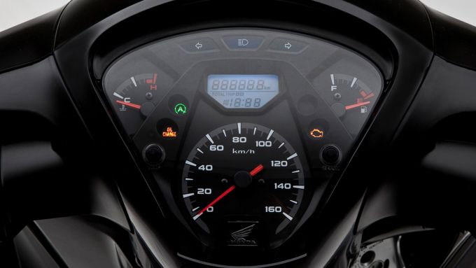 Immagine 75: Honda SH 125/150i ABS 2013