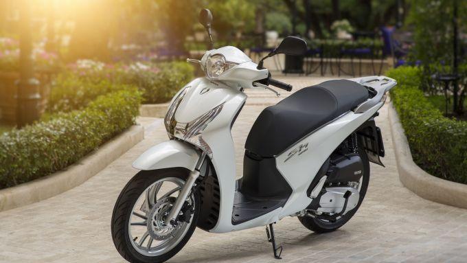 Immagine 18: Honda SH 125/150i ABS 2013