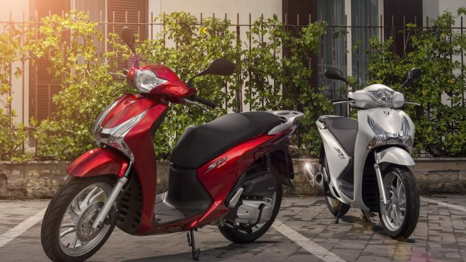 Immagine 19: Honda SH 125/150i ABS 2013