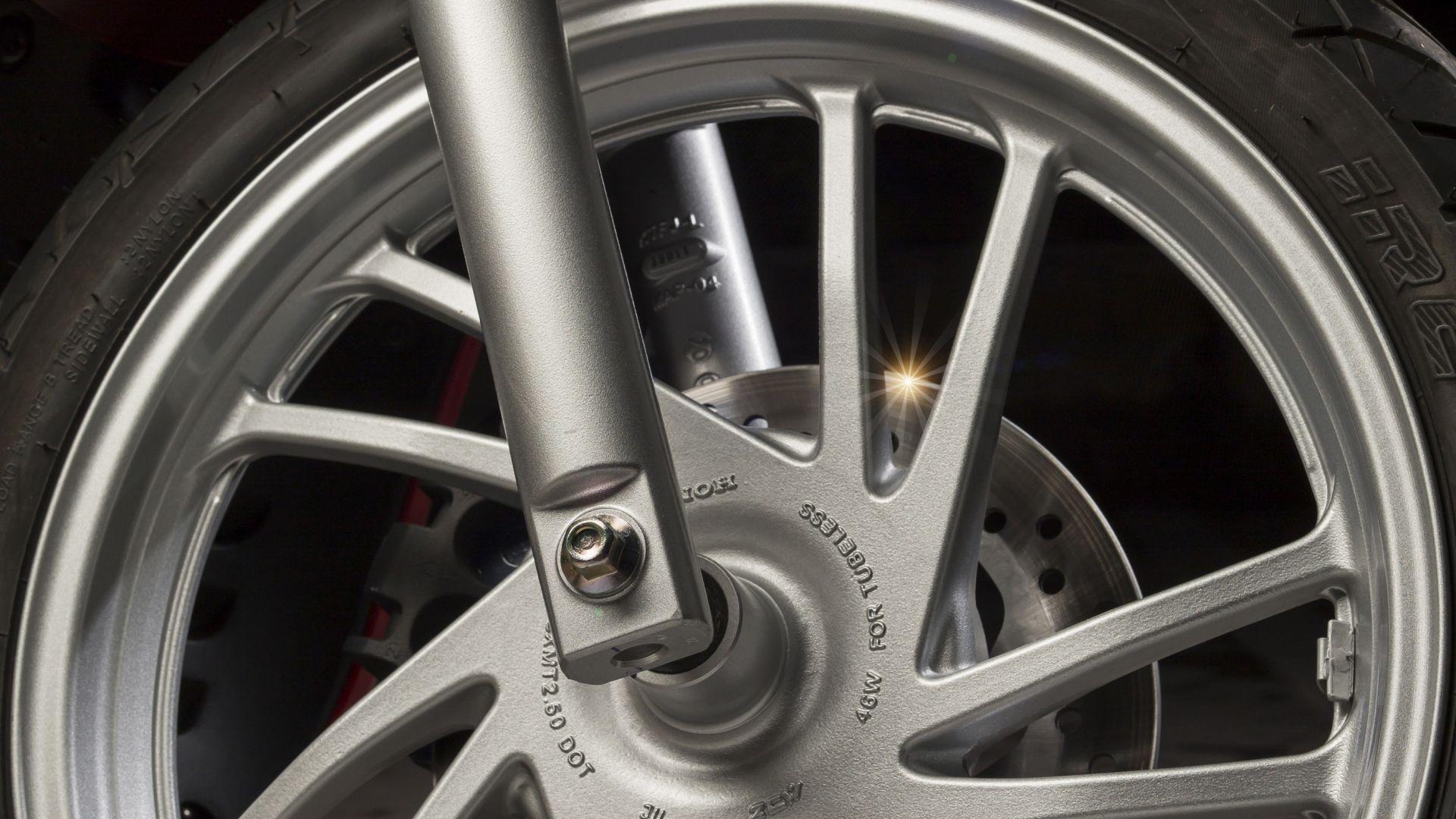 Immagine 4: Honda SH 125/150i ABS 2013