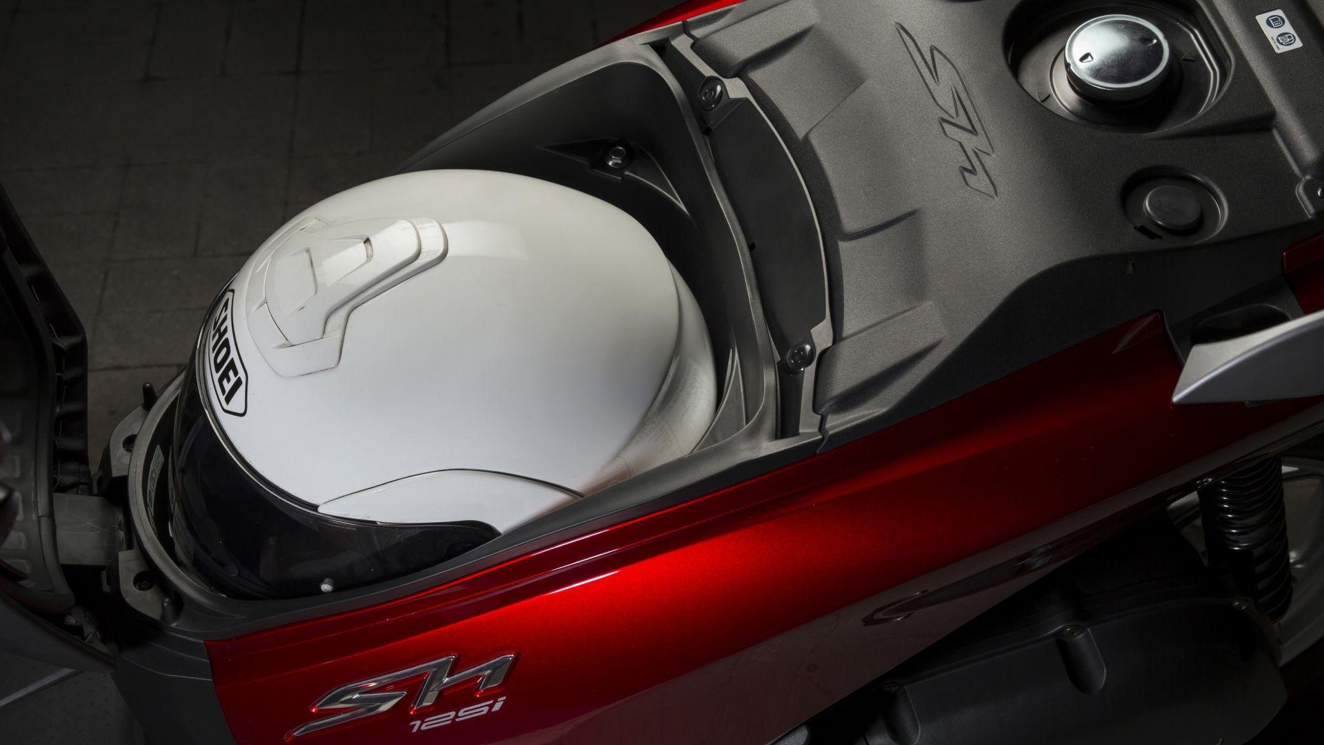 Immagine 3: Honda SH 125/150i ABS 2013