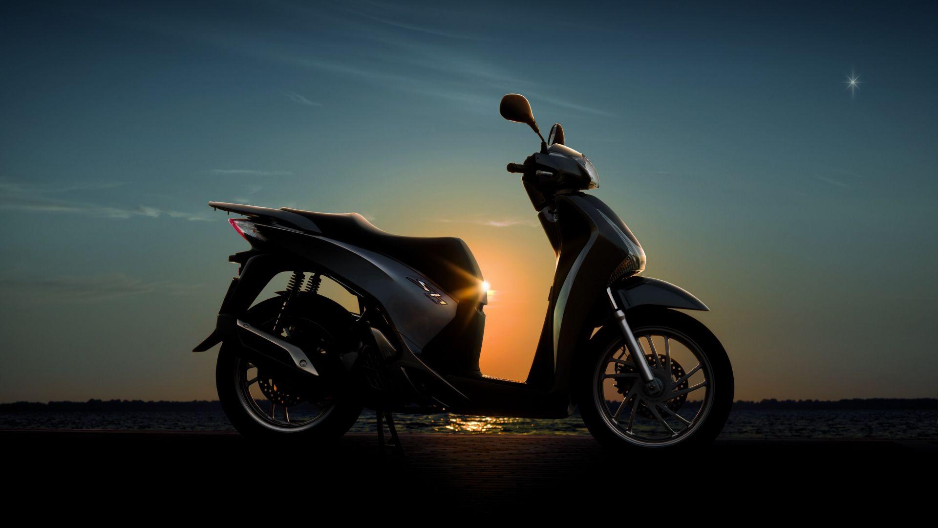 Immagine 23: Honda SH 125/150i ABS 2013