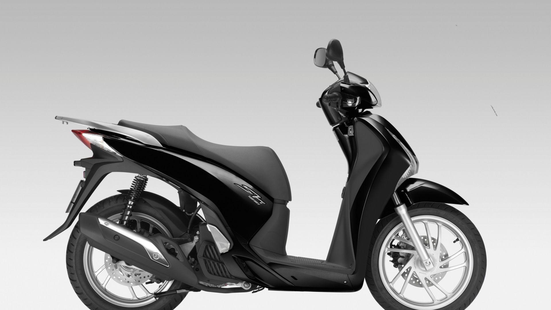 Immagine 35: Honda SH 125/150i ABS 2013