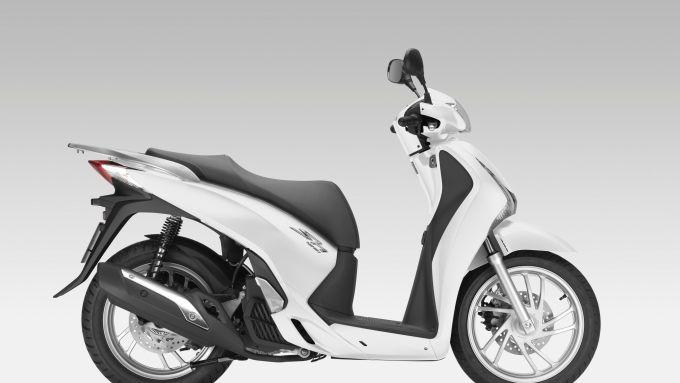 Immagine 24: Honda SH 125/150i ABS 2013