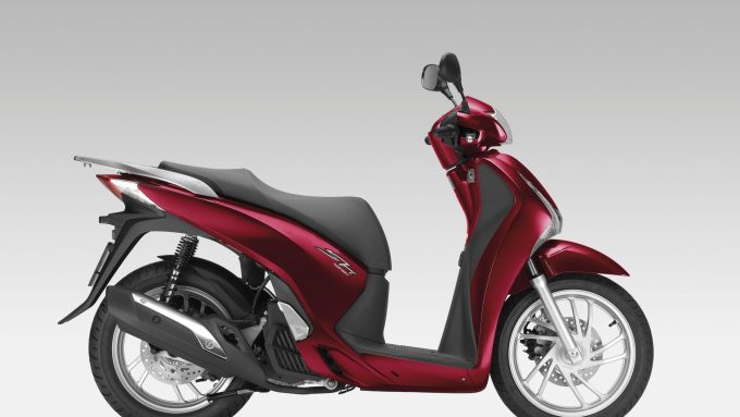 Immagine 26: Honda SH 125/150i ABS 2013