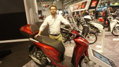 Honda SH 150 in video da Eicma 2019