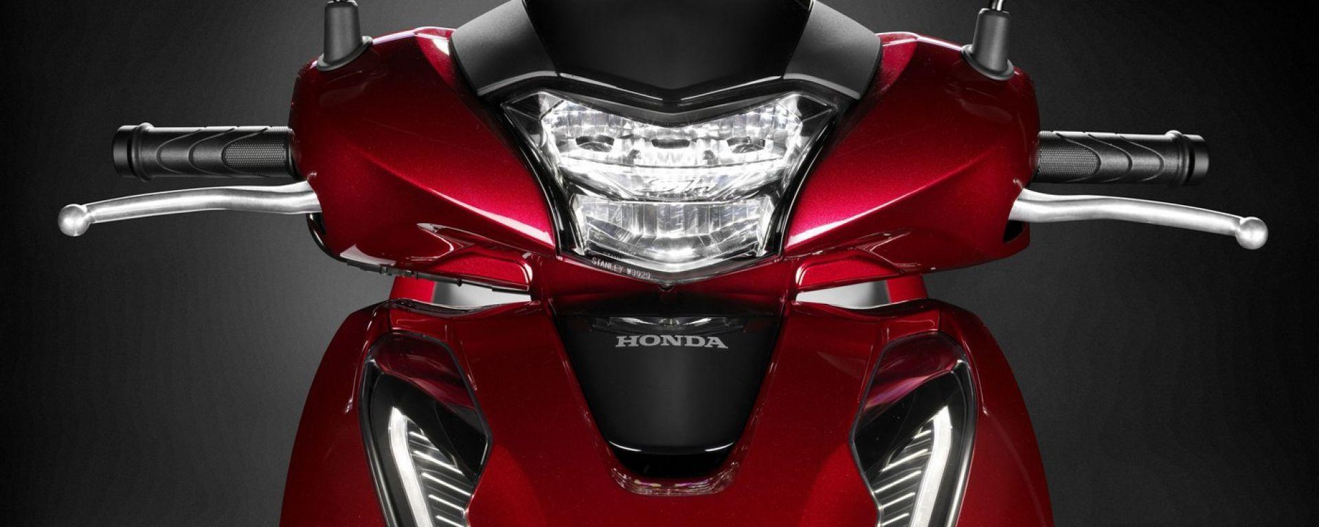 Eicma 2016: Honda SH 125 e 150 my 2017: restyling e novità per l'Eicma - MotorBox