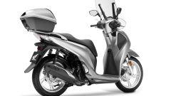 Honda SH 2019: ruote da 16 pollici