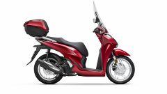 Honda SH 2020: vista laterale
