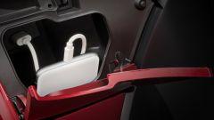 Honda SH Mode 125 2021: il nuovo caricatore USB