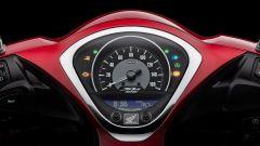 Honda SH Mode 125 2021: il quadro strumenti