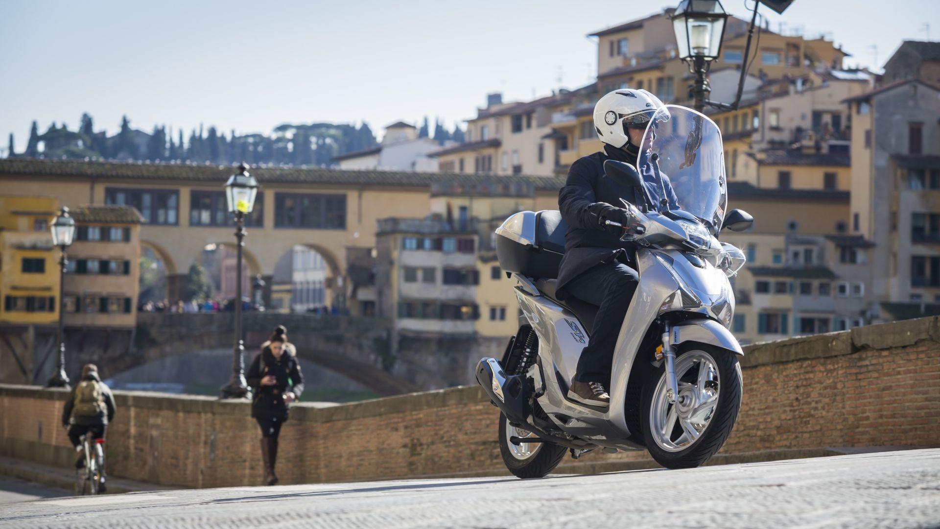 gamma completa di articoli pregevole fattura super economico rispetto a Prova scooter: Honda SH 125i e SH 150i 2017: prova, prezzi ...