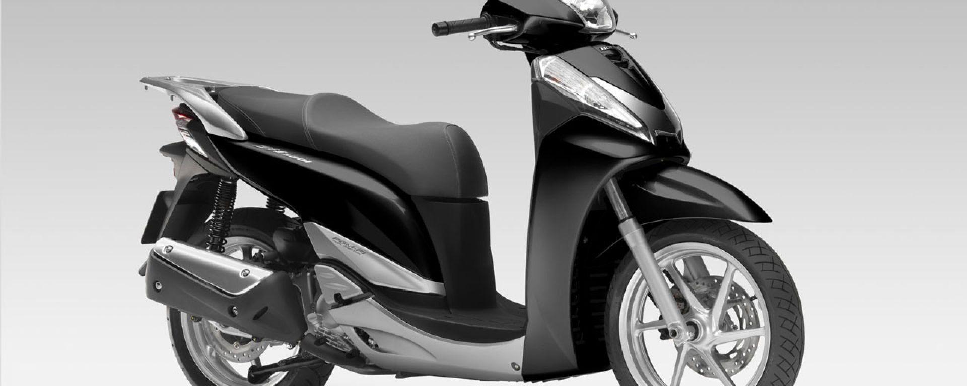 Honda SH300i 2011