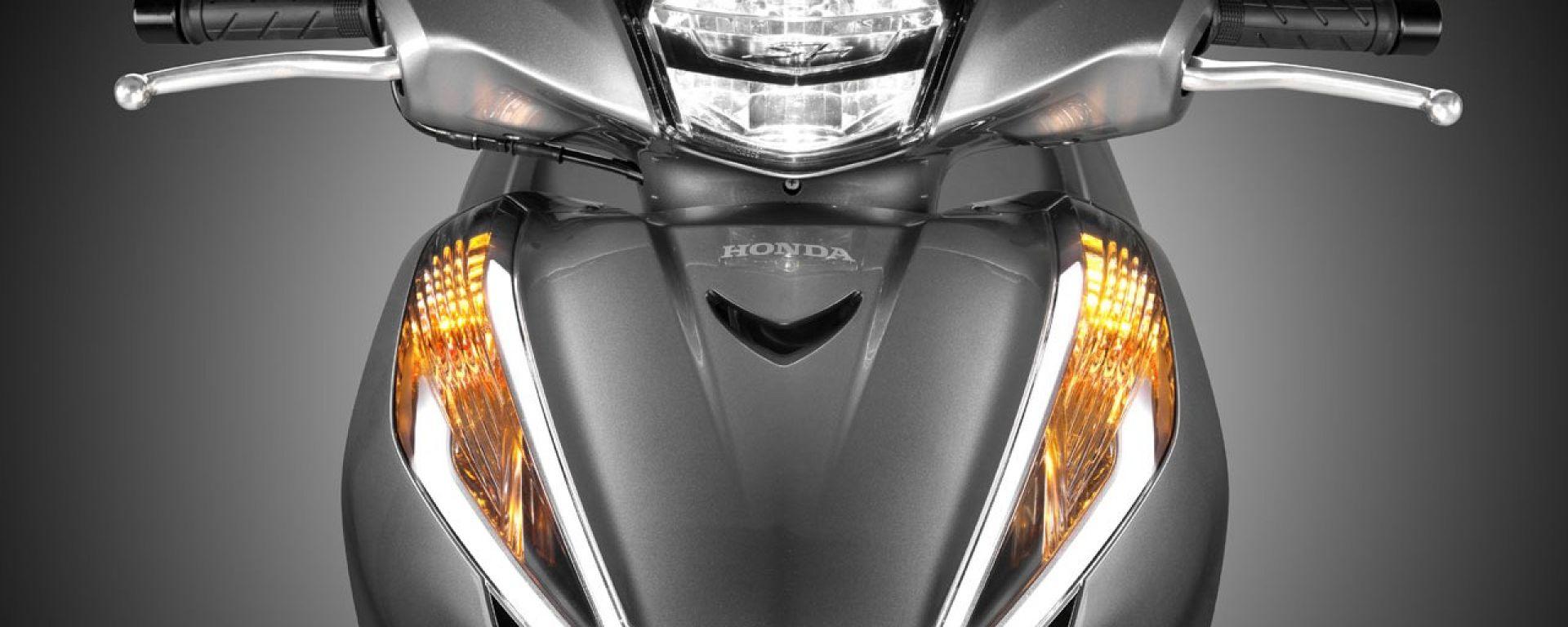 Honda SH300i ABS 2015