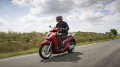 Honda SH300i ABS 2016: il video - Immagine: 14