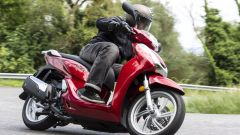 Honda SH300i ABS 2016: il video - Immagine: 18