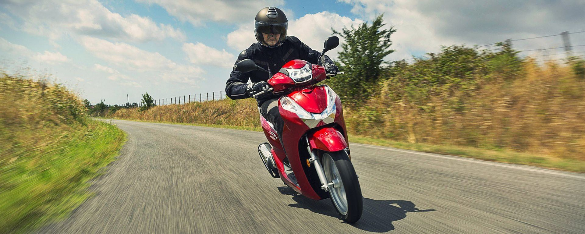 Honda SH300i ABS 2016: il video