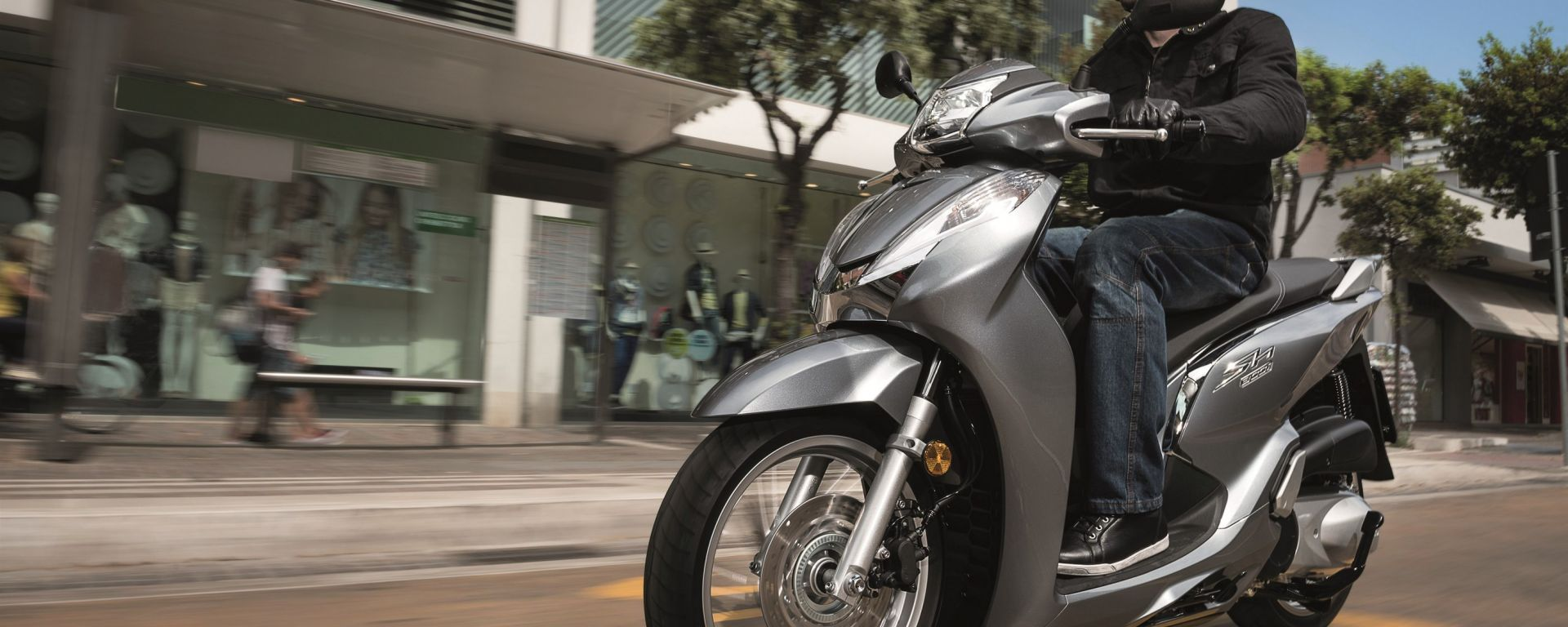 Honda SH300i ABS 2016