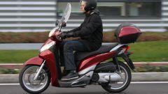 Honda SH300i ABS - Immagine: 5