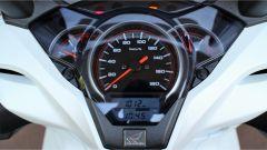 Honda SH300i: la strumentazione