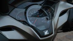 Honda SH300i Sport: il quadro strumenti