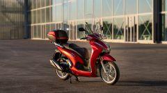 Honda SH350i 2021: il motore è ora Euro 5 ma è anche cresciuto di potenza