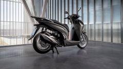 Honda SH350i 2021: la cilindrata sale a 350 cc